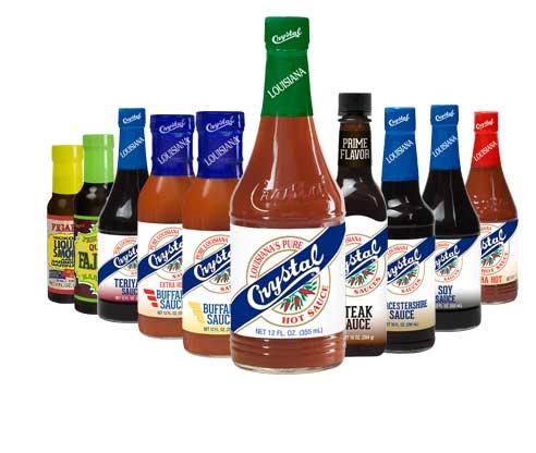 sauce-lineup